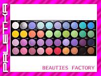 Палитра теней Beauties Factory 40 цветов №6