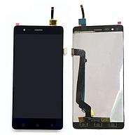 Оригинальный дисплей (модуль) + тачскрин (сенсор) для Lenovo Vibe K5 Note   A7020   K52e78 (черный цвет)