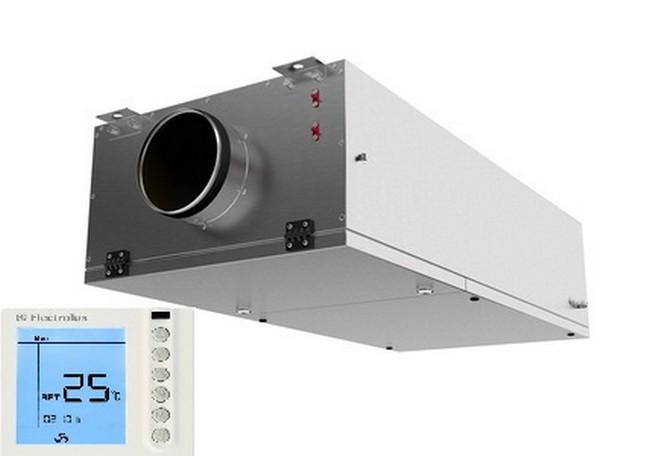 Приточная установка Electrolux 700-5,0-2F
