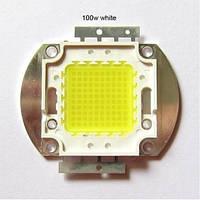 LED матрица - светодиод 100 w САМАЯ НИЗКАЯ ЦЕНА!