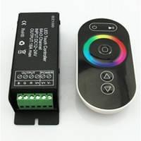 Контроллер RGB 288Вт 24А с сенсорным радио пультом Д/У  ProfiLED
