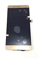 Оригинальный дисплей (модуль) + тачскрин (сенсор) для Lenovo Vibe K5 Note | A7020 (золотой цвет)
