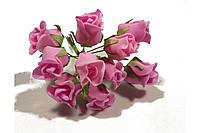 Роза 10792-1-6-1 розовая