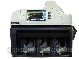 Счетчик-сортировщик банкнот Magner 350, четырехкарманный (3+1)