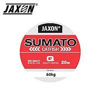 ПЛЕТЕНКА JAXON SUMATO СОМ 60 кг 20 м