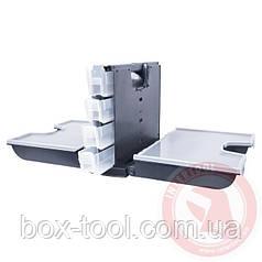 """Ящик инструментальный для метизов, 14"""" 360x290x195 мм INTERTOOL BX-4014"""