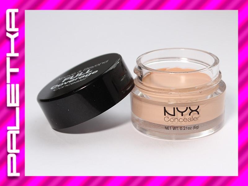 Корректор NYX (США) Concealer Jar (03-Light)
