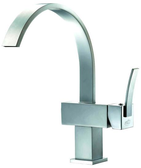 Кухонный смеситель BLUE WATER OKLAHOMA - SATYN