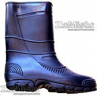 Сапоги женские ПВХ (синие)