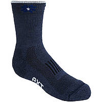 Носки теплые для девочки Fox River (США) синие  XS (US7-11,5/EU 25-29,5)