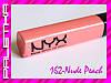 Блеск для губ NYX Mega Shine Lipgloss (162-Nude Peach)