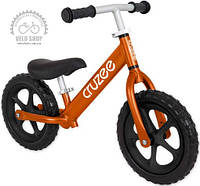 Беговой велосипед CRUZEE оранжевый