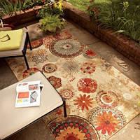 Ковры outdoor - ковры для улицы, тренд или необходимость?