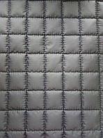 Стеганая ткань рисунок квадрат