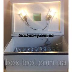 Инкубатор с автоматическим переворотом яиц Наседка ИБА 70