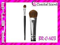 Кисть Coastal Scents BR-C-N03 (для теней)