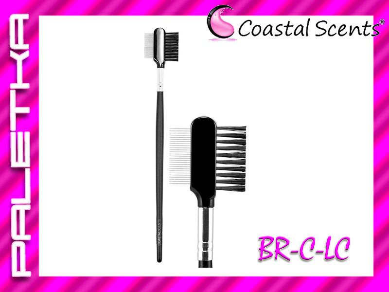 Расческа Coastal Scents BR-C-LC (для бровей и ресниц)