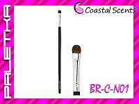 Кисть Coastal Scents BR-C-N01 (для теней)