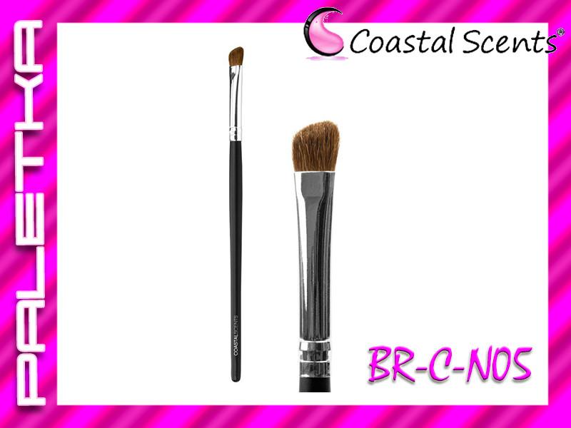 Кисть Coastal Scents BR-C-N05 (для теней)