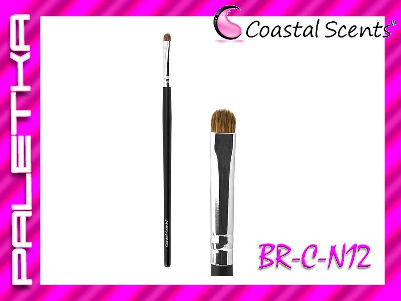 Кисть Coastal Scents BR-C-N12 (для теней)