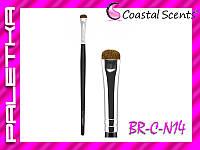 Кисть Coastal Scents BR-C-N14 (для теней, хайлайтера)