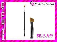 Кисть Coastal Scents BR-C-N19 (для теней)