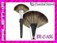 Кисть Coastal Scents BR-C-N36 (для пудры)