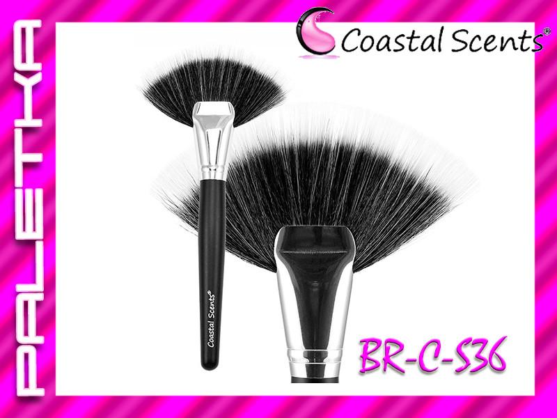 Кисть Coastal Scents BR-C-S36 (для пудры)