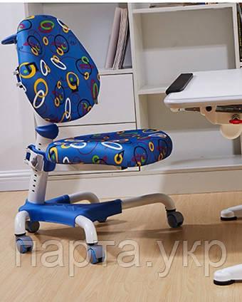 Детское кресло  Mealux  Y-718 Обивка с кольцами