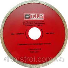 Круг алмазный TiP 125 плитка plitka