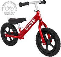 Беговой велосипед CRUZEE красный