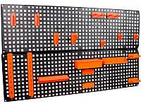 Панель для инструмента перфорированная с крючками
