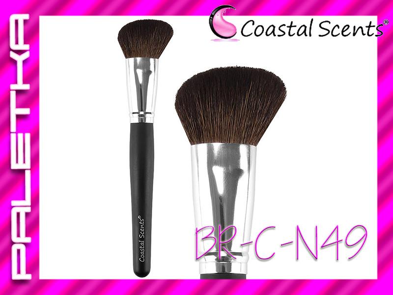 Кисть Coastal Scents BR-C-N49 (для румян и бронзера)