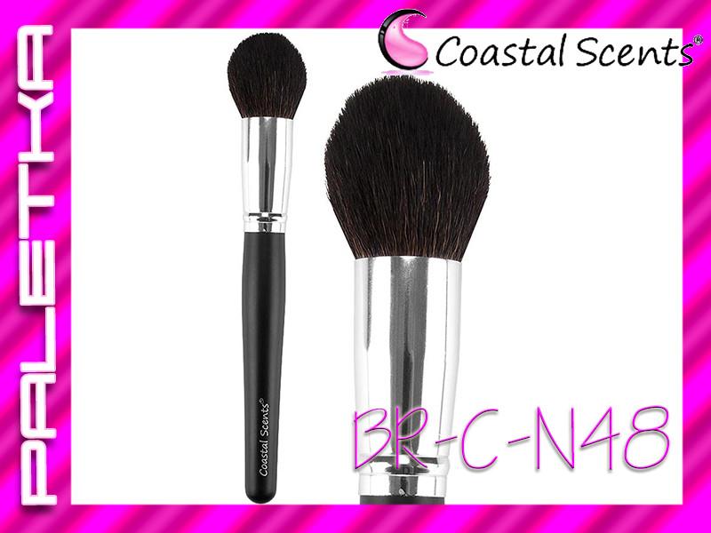 Кисть Coastal Scents BR-C-N48 (для пудры)
