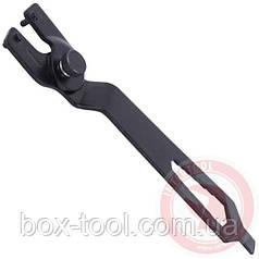 Ключ для зажима контргайки угловой шлифмашины универсальный INTERTOOL ST-0010