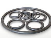 Кольцо круглого сечения 011-015-25 R-NBR-p NOK фиолетовый цвет 10.8х2,4   ГОСТ 18829-73 или 9833-73