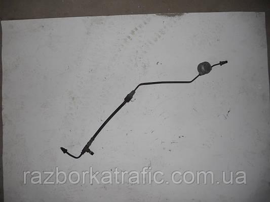Трубка прокачки сцепления  на Renault Trafic, Opel Vivaro, Nissan Primastar
