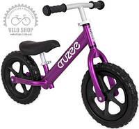 Беговой велосипед CRUZEE фиолетовый