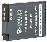 Аккумулятор PowerPlant Nikon EN-EL12