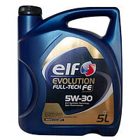 Моторное масло ELF Evolution Full-Tech FE 5W30 (5 Liter)