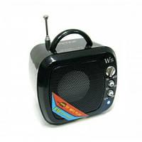 Цифровой радиоприемник WS-575 USB MP3 Black