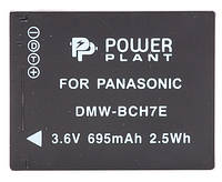 Аккумулятор PowerPlant Panasonic DMW-BCH7E