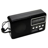 Цифровой радиоприемник WS-239 USB MP3 Black