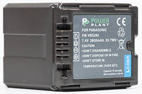 Аккумулятор PowerPlant Panasonic VW-VBG260 Chip