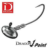 ГОЛОВКА ДЖИГ.DRAGON V-POINT FOOTBALL 4/0 10.0 g 3шт.