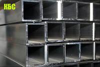 Труба стальная квадратная 80х80х5 ГОСТ 8639-82