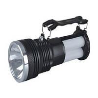 Светодиодный фонарик с аккумулятором 1+24 LED