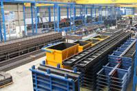 Оборудование Moldtech (Испания) для производства железобетонных изделий и конструкций