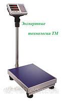 Товарные электронные весы СТЕ_JE73 150кг 490х390