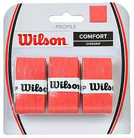 Намотка для теннисных ракеток Wilson profile overgrip (WRZ4025)